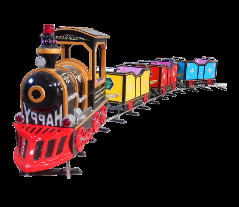 豪华仿古火车
