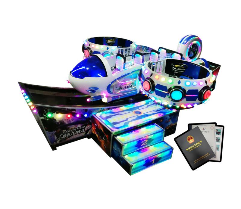 盘点运行中的新型游乐设备常见机械故障及解决方法